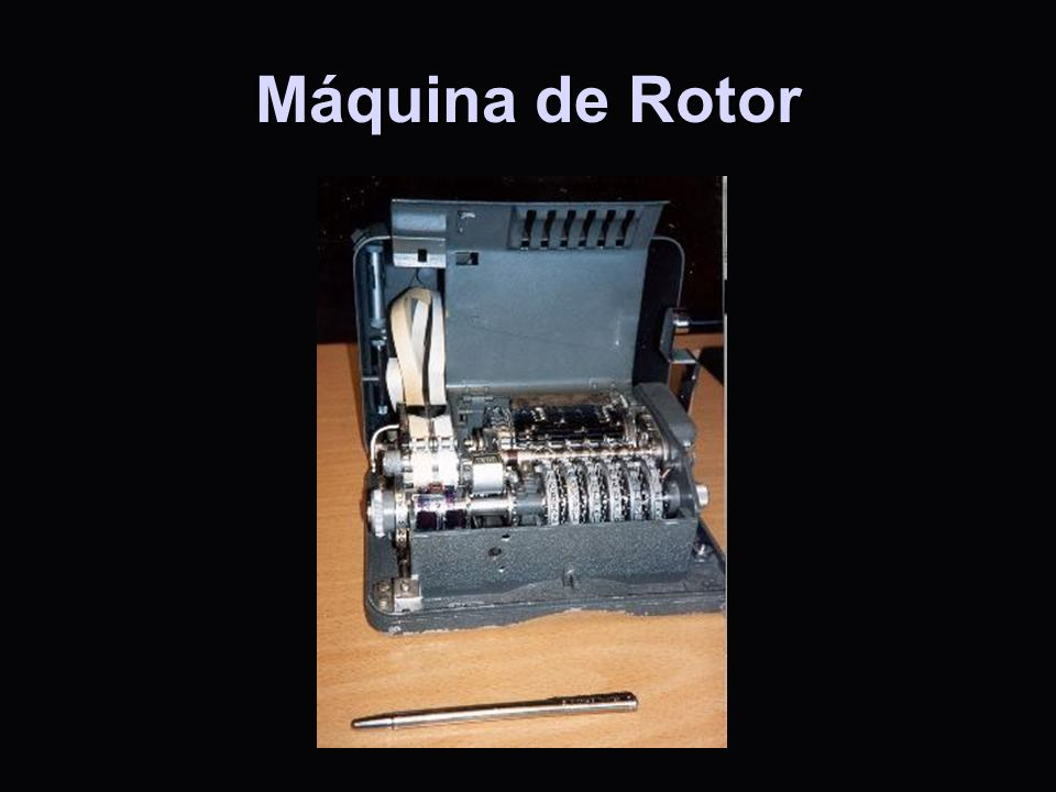 Máquina de Rotor