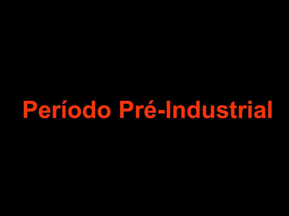 Período Pré-Industrial