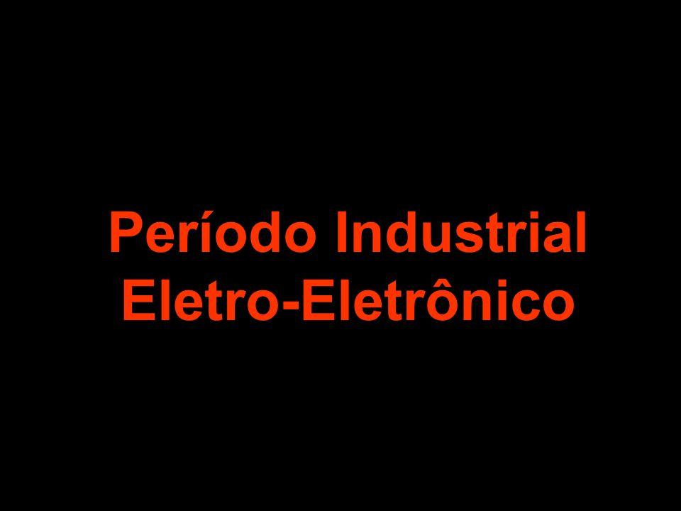 Período Industrial Eletro-Eletrônico