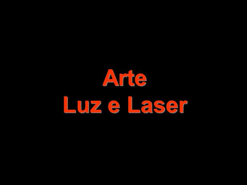 Arte Luz e Laser