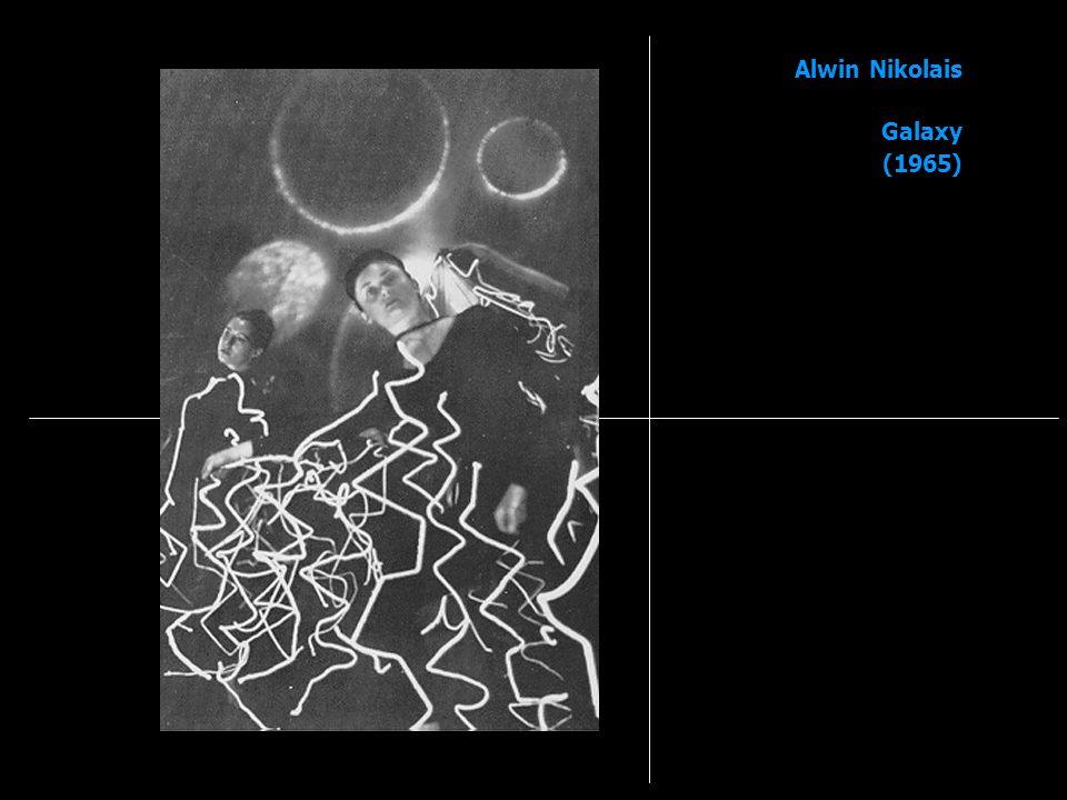 Alwin Nikolais Galaxy (1965)