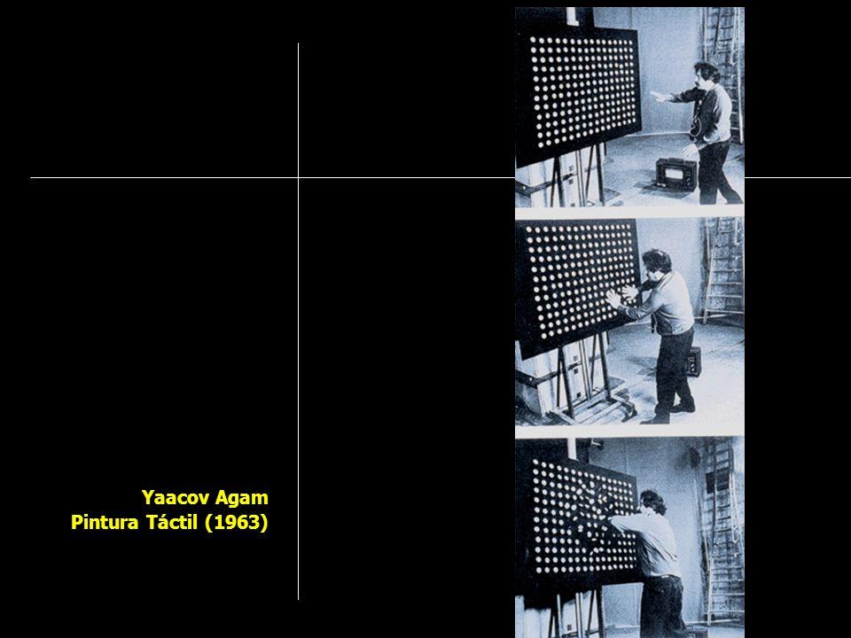 Yaacov Agam Pintura Táctil (1963)