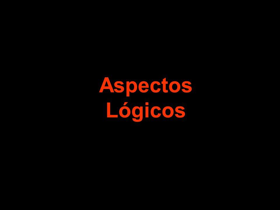 Aspectos Lógicos