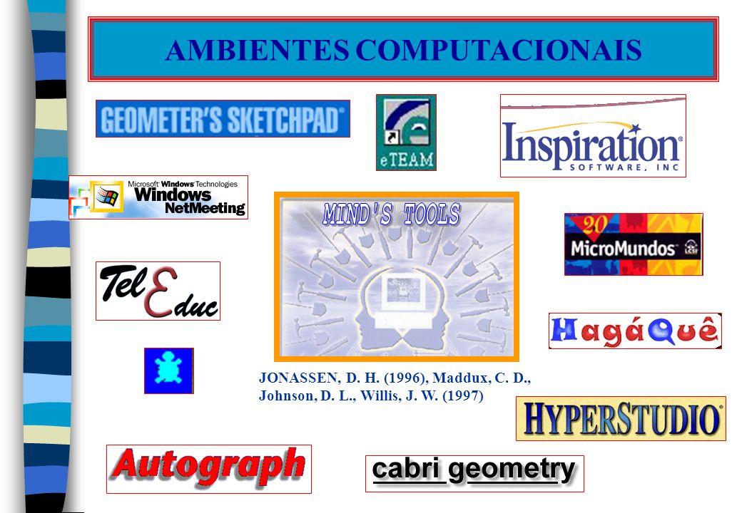 AMBIENTES COMPUTACIONAIS
