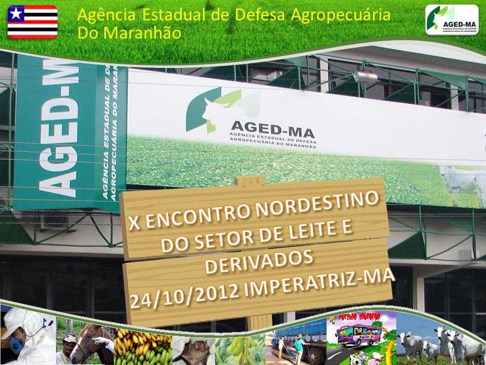 X ENCONTRO NORDESTINO DO SETOR DE LEITE E DERIVADOS