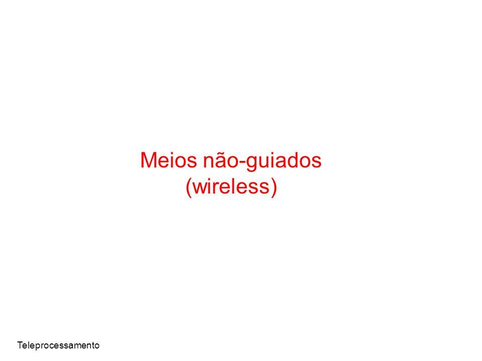 Meios não-guiados (wireless)