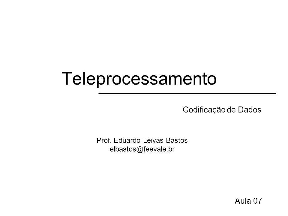 Prof. Eduardo Leivas Bastos