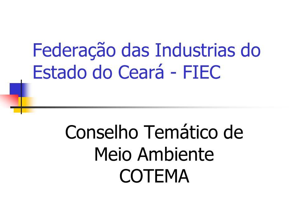Federação das Industrias do Estado do Ceará - FIEC