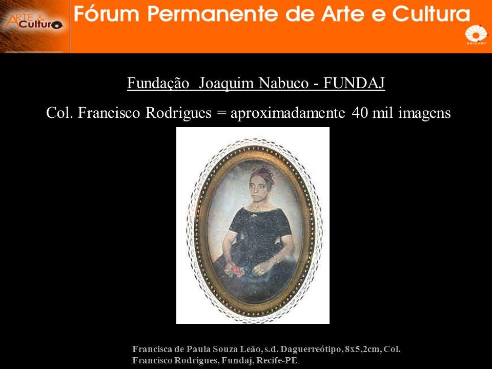 Fundação Joaquim Nabuco - FUNDAJ