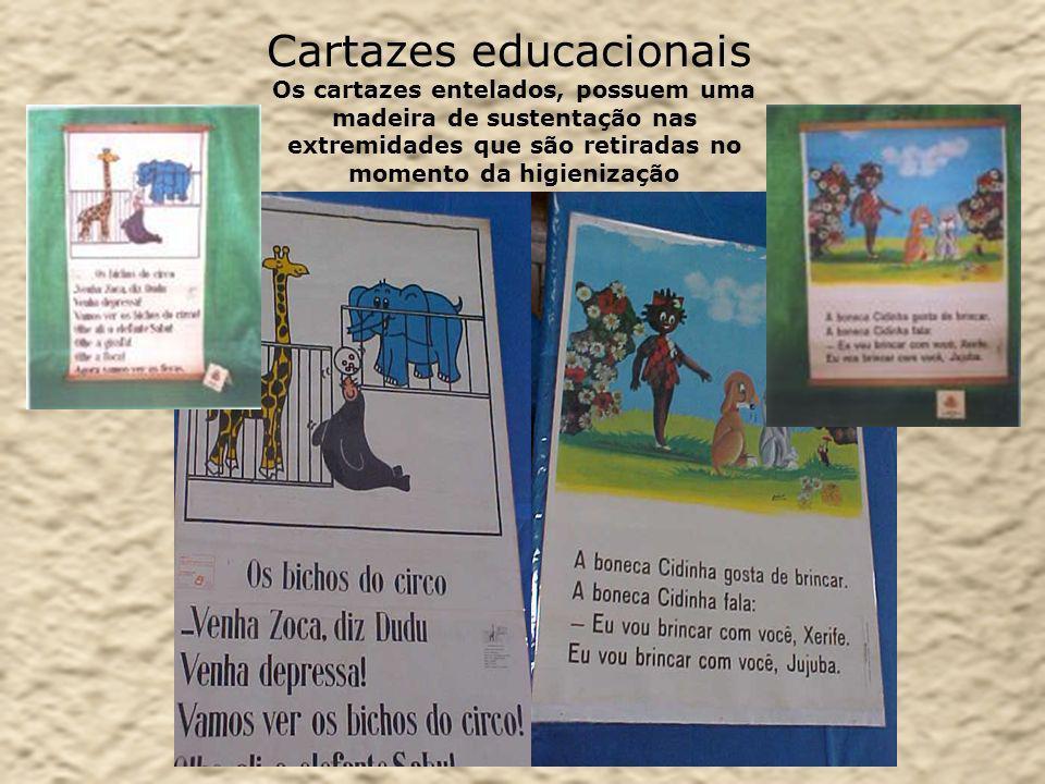 Cartazes educacionais