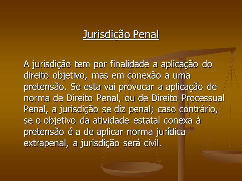 Jurisdição Penal