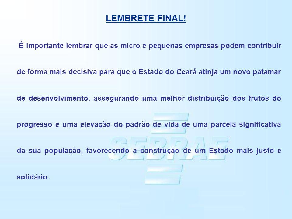 LEMBRETE FINAL!