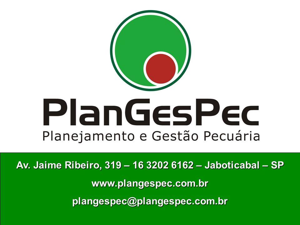 Av. Jaime Ribeiro, 319 – 16 3202 6162 – Jaboticabal – SP