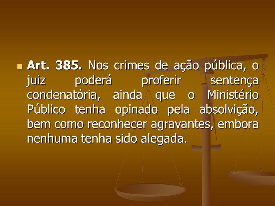 Art. 385.