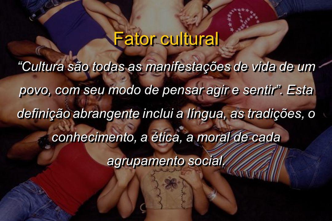 Fator cultural