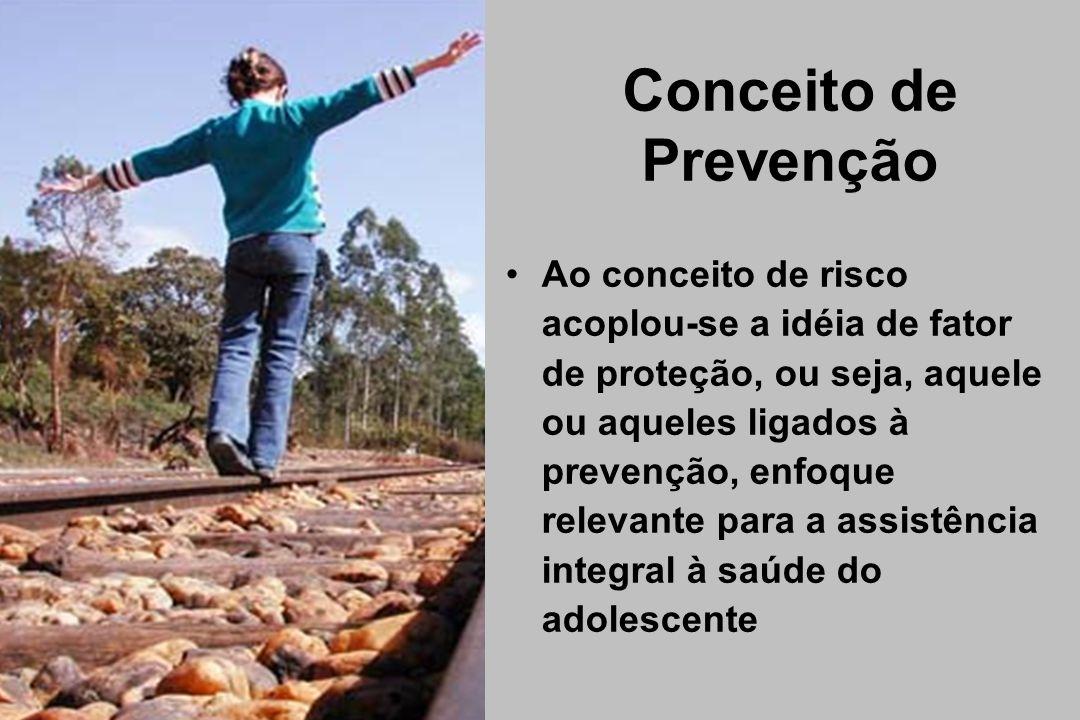 Conceito de Prevenção