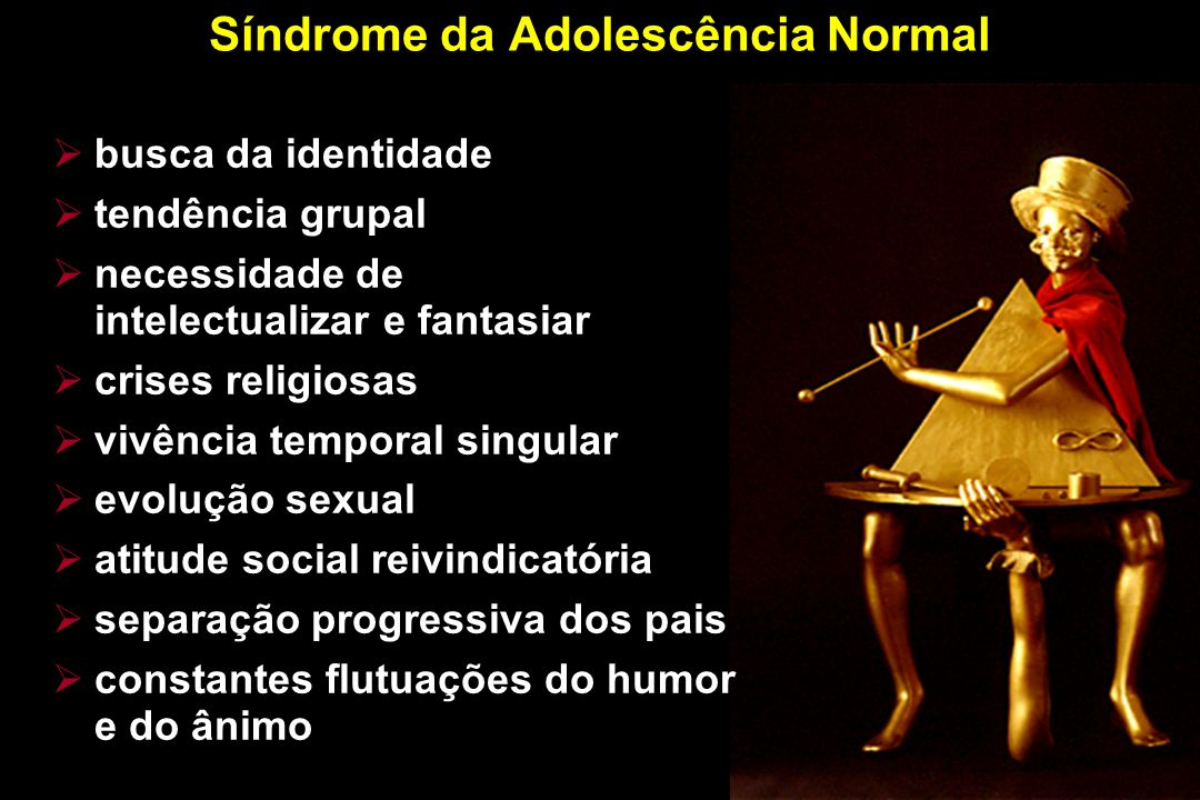 Síndrome da Adolescência Normal
