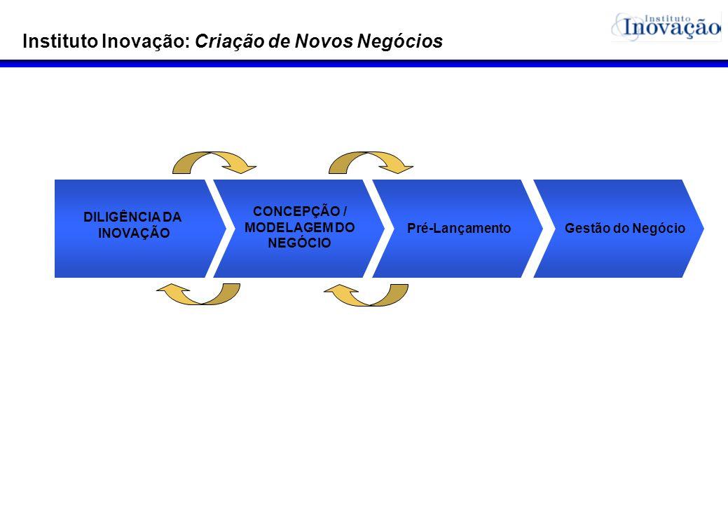 Instituto Inovação: Criação de Novos Negócios