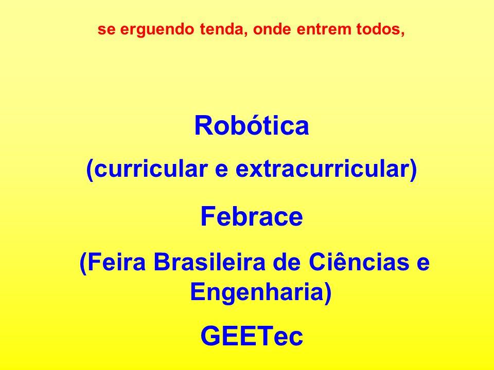 Robótica Febrace GEETec