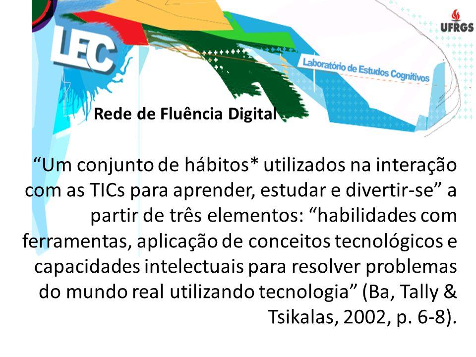 Rede de Fluência Digital