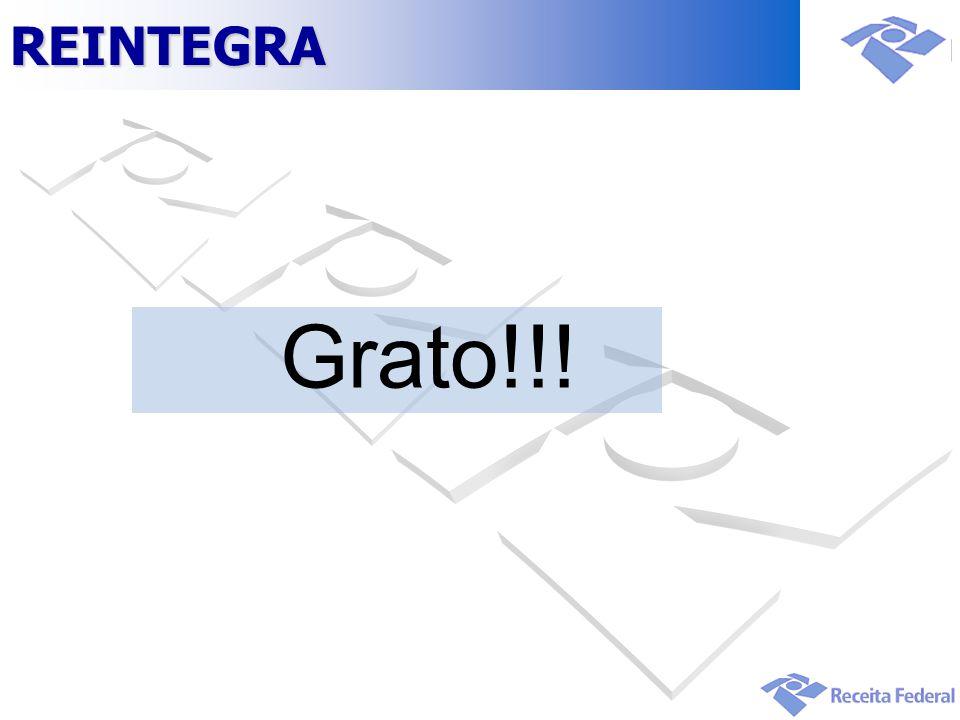 REINTEGRA Grato!!! 10
