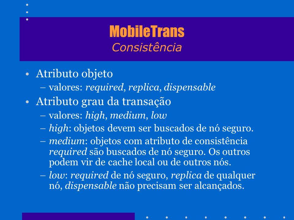 MobileTrans Consistência
