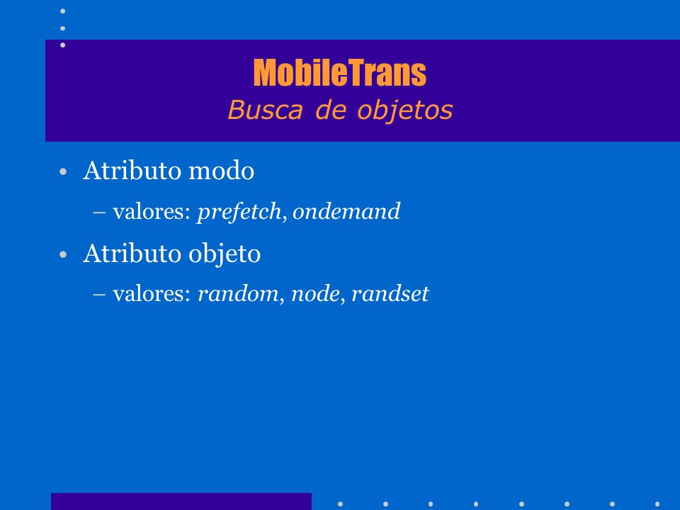MobileTrans Busca de objetos
