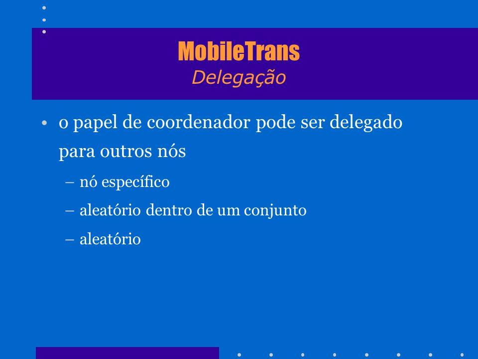 MobileTrans Delegação
