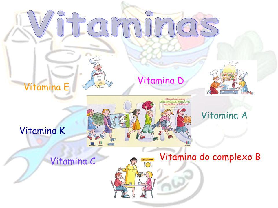 Vitaminas Vitamina D Vitamina E Vitamina A Vitamina K