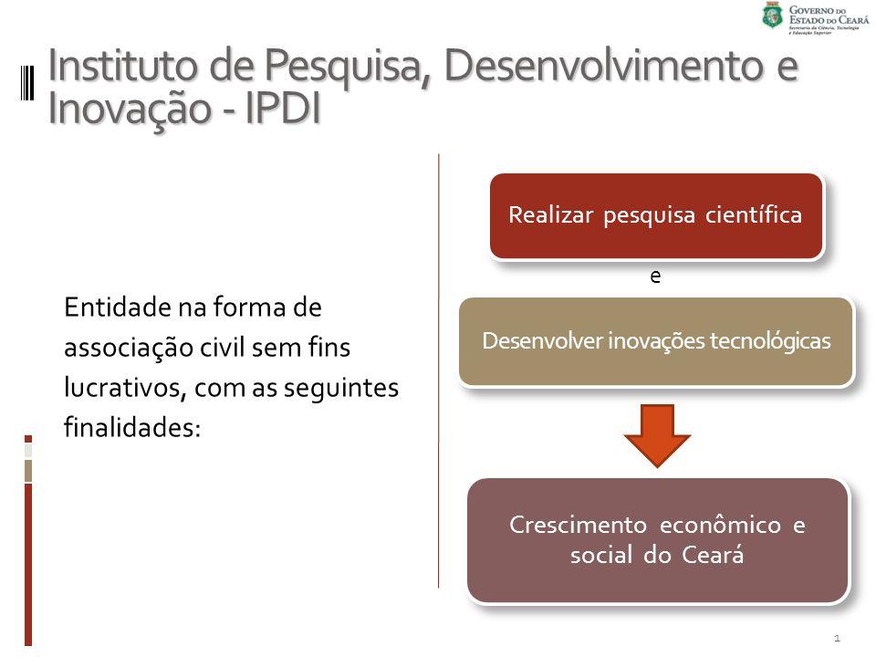 Instituto de Pesquisa, Desenvolvimento e Inovação - IPDI