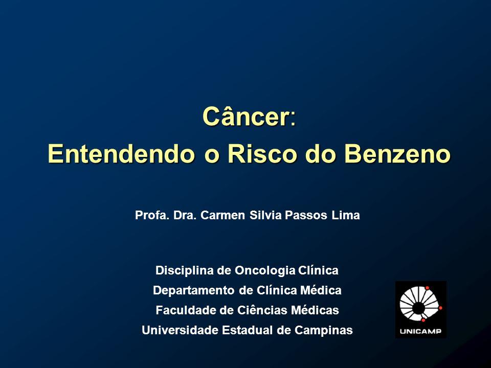 Câncer: Entendendo o Risco do Benzeno