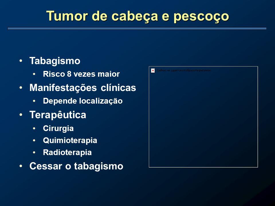 Tumor de cabeça e pescoço