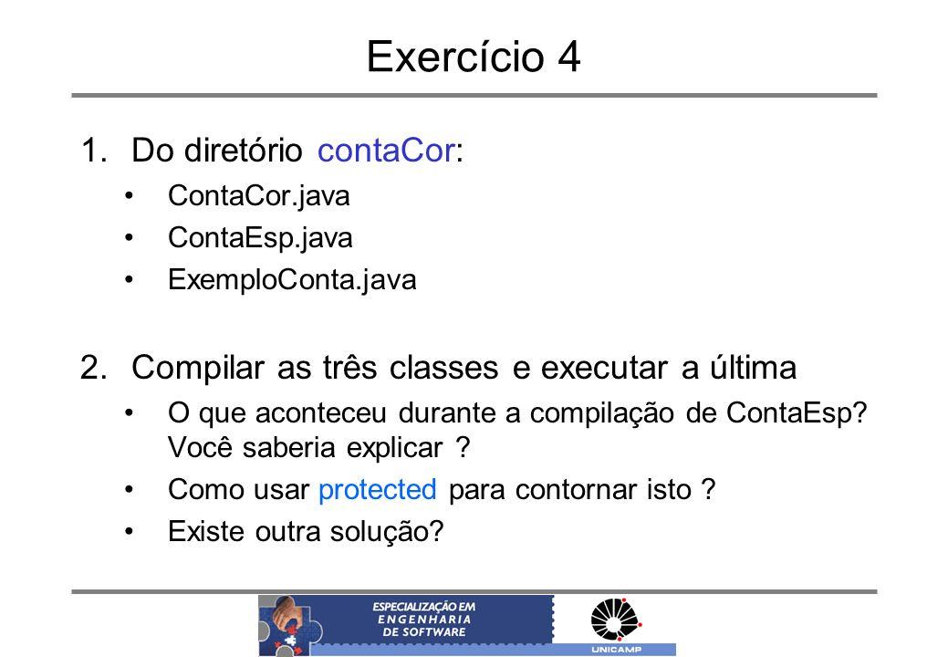 Exercício 4 Do diretório contaCor: