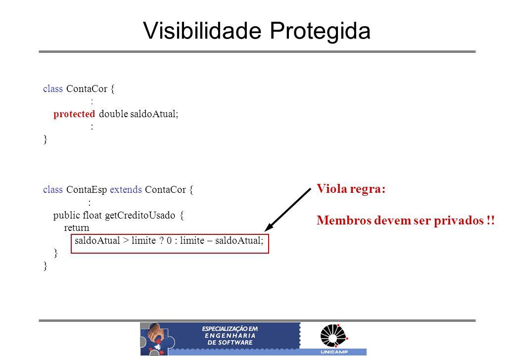 Visibilidade Protegida