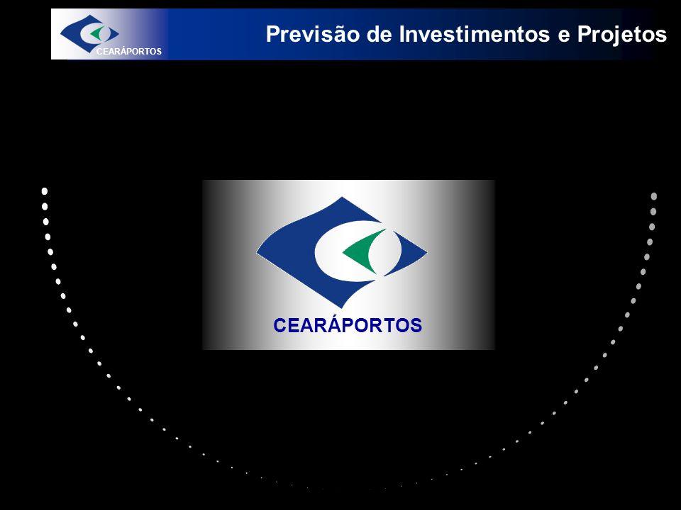Previsão de Investimentos e Projetos
