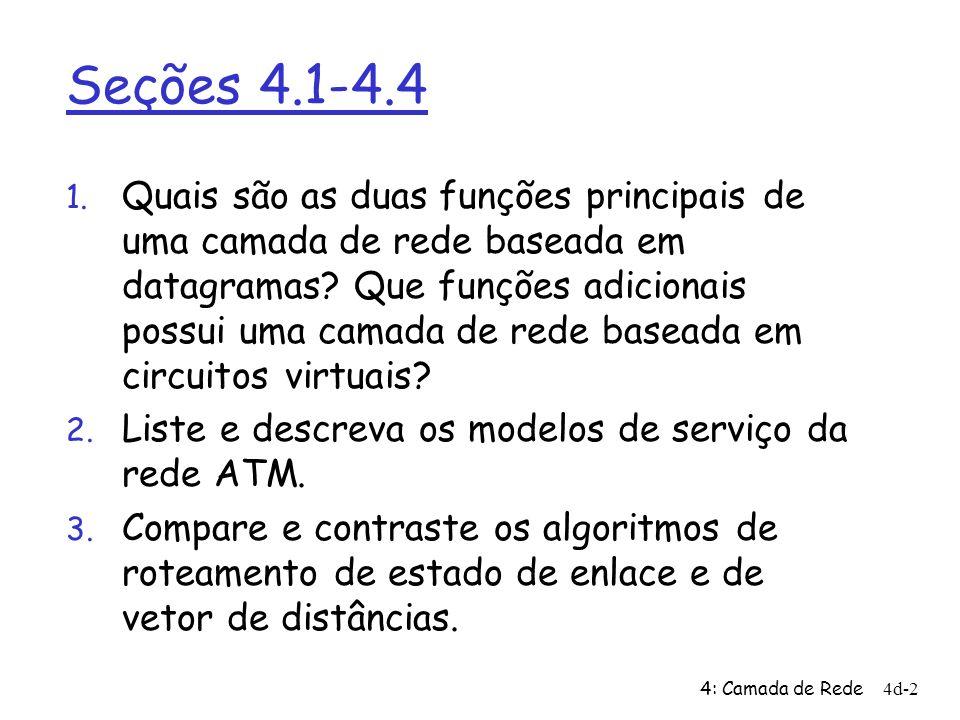 Seções 4.1-4.4