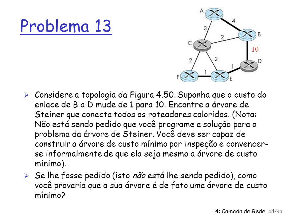 Problema 13 10.