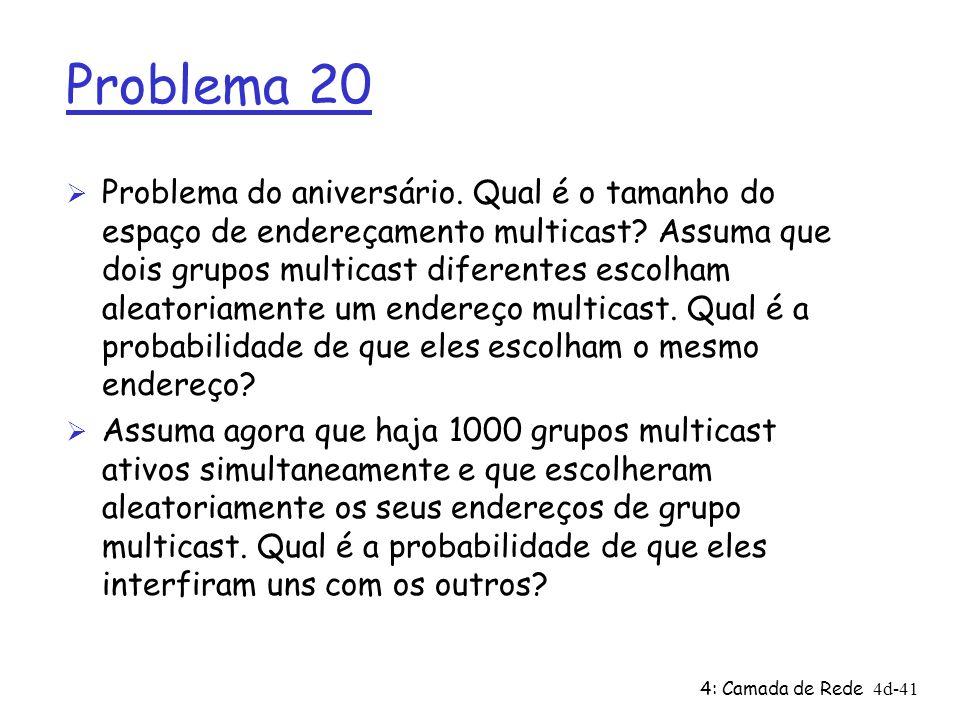 Problema 20