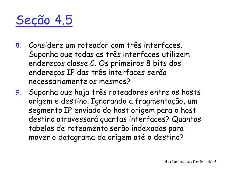 Seção 4.5