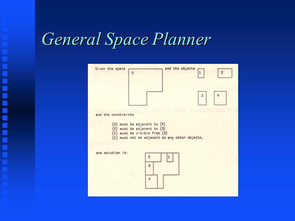 General Space Planner