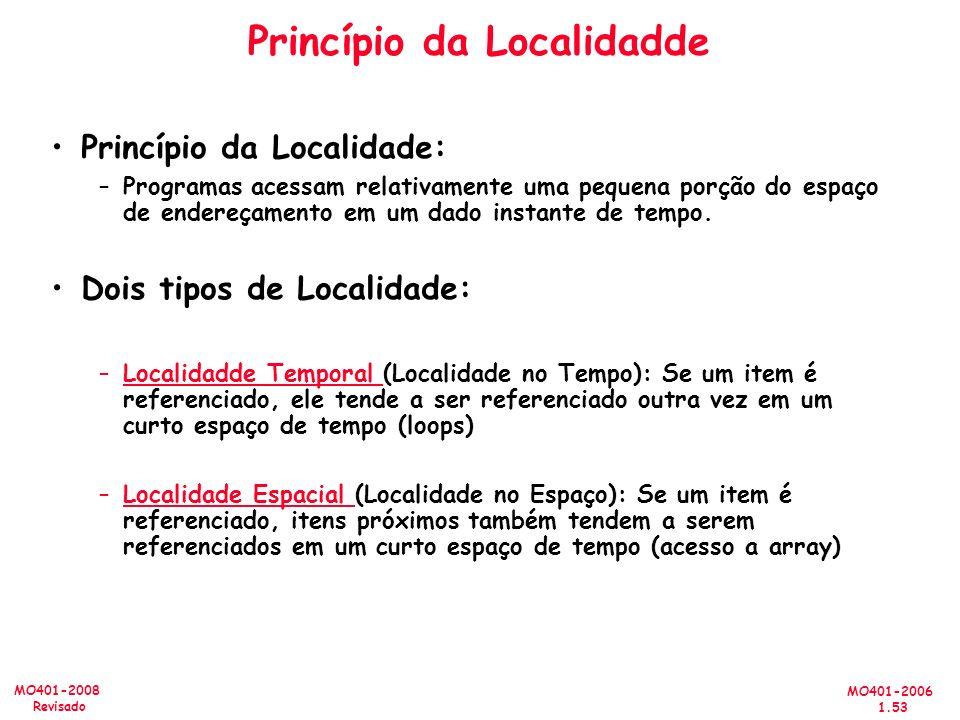 Princípio da Localidadde