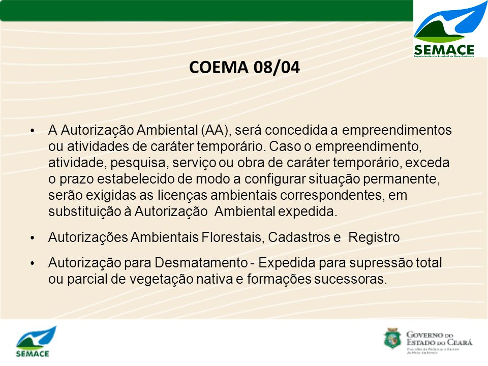 COEMA 08/04