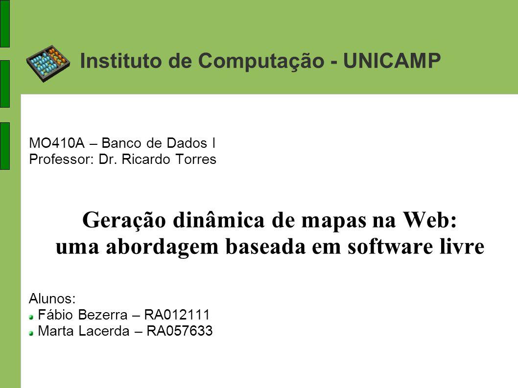 Instituto de Computação - UNICAMP