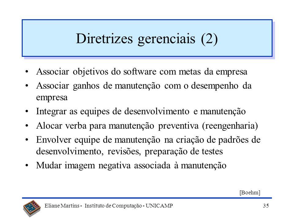 Diretrizes gerenciais (2)