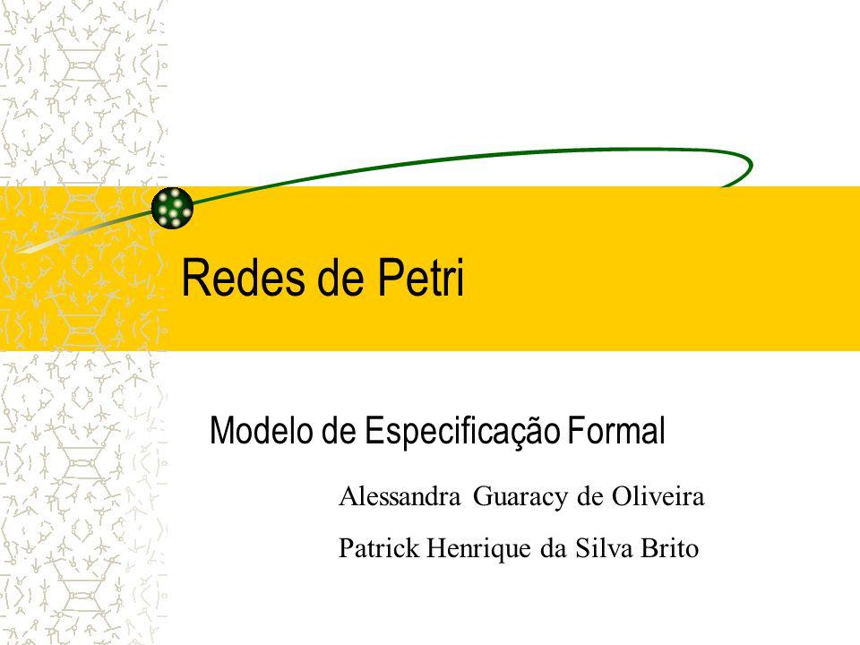 Modelo de Especificação Formal