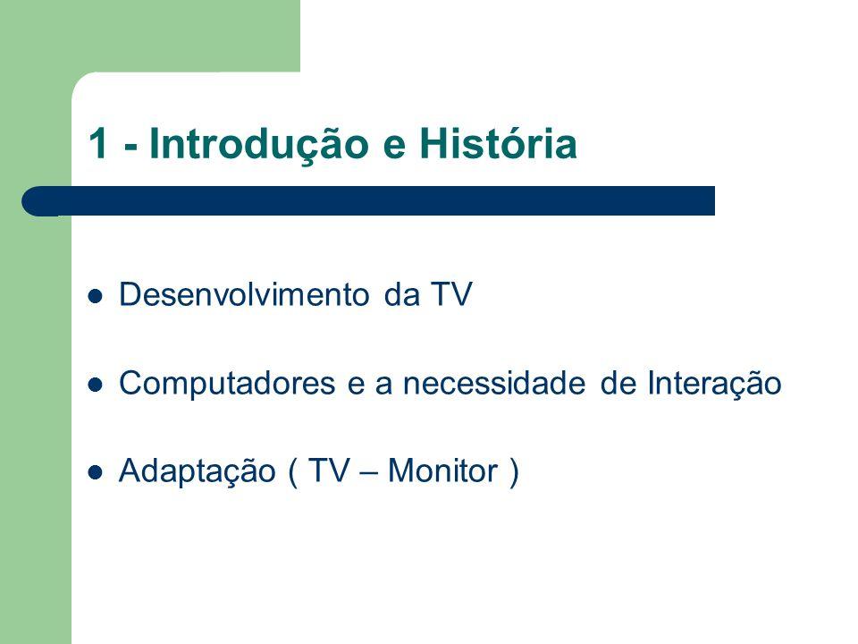 1 - Introdução e História