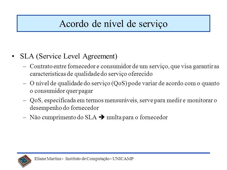 Acordo de nível de serviço