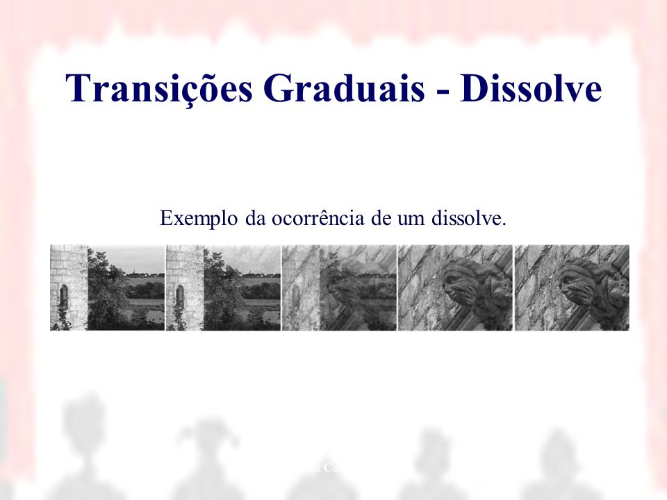 Transições Graduais - Dissolve