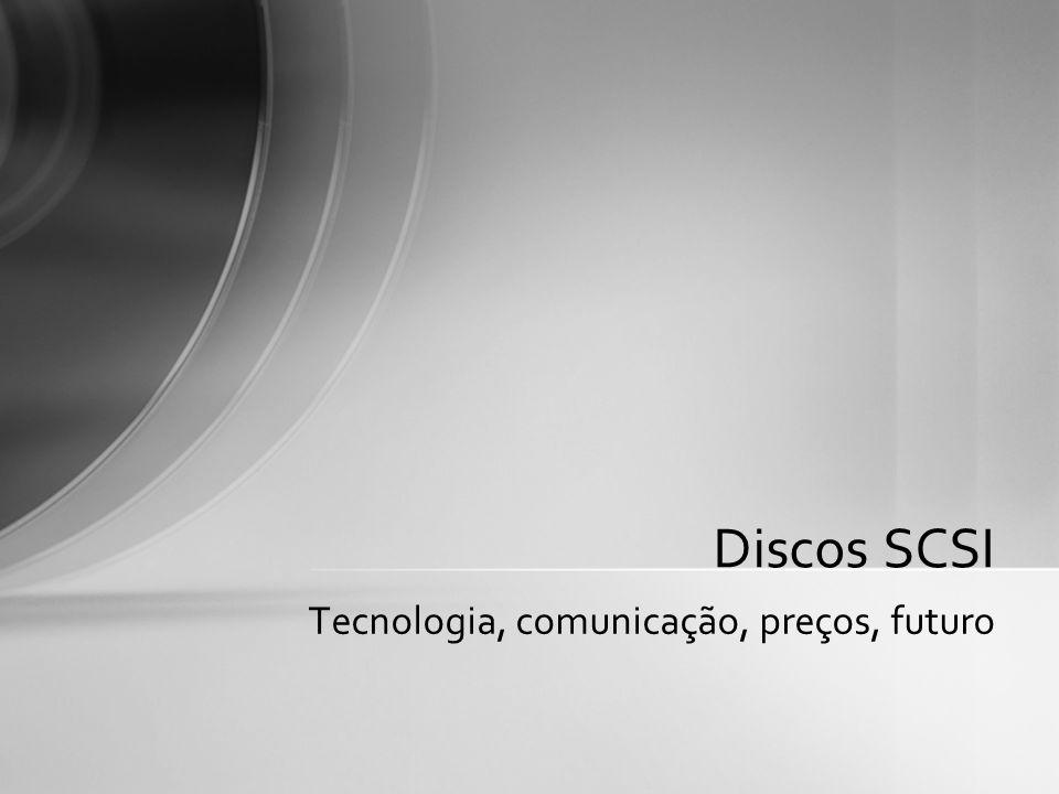 Tecnologia, comunicação, preços, futuro