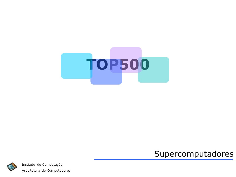 TOP500 Supercomputadores